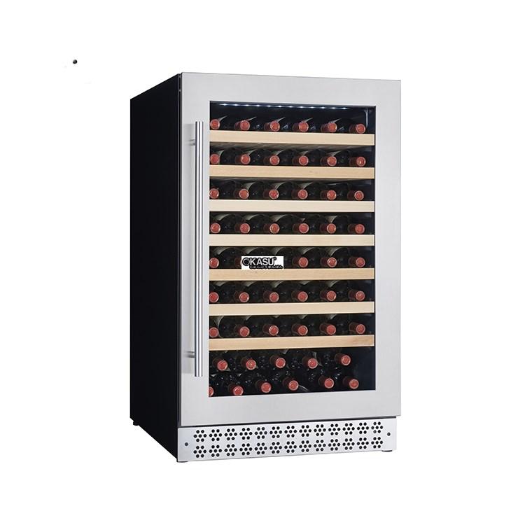 Tủ bảo quản rượu vang OKASU OKS-VI88S