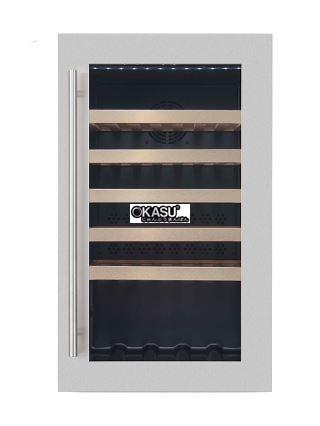 Tủ bảo quản rượu vang OKASU OKS- VI40S