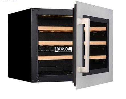 Tủ bảo quản rượu vang OKASU OKS-VI24S