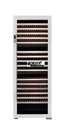 Tủ bảo quản rượu vang OKASU OKS-VI300T