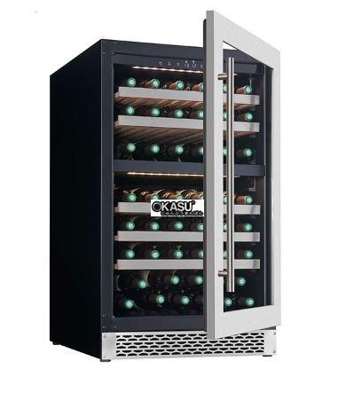 Tủ bảo quản rượu vang OKASU OKS-VI88D