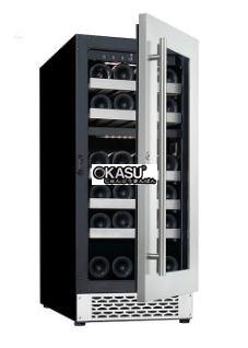 Tủ bảo quản rượu vang OKASU OKS-VI35D