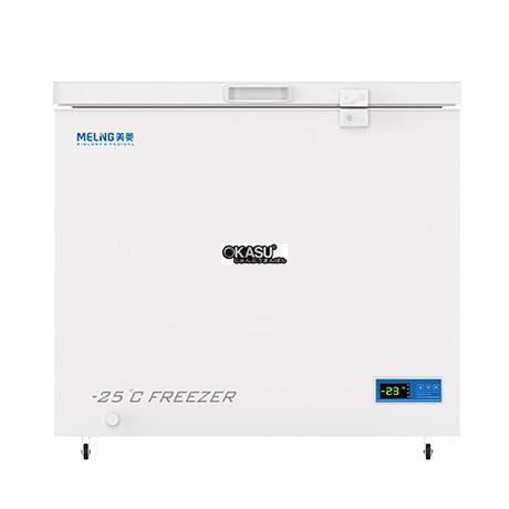 Tủ đông âm sâu -10 ° C ~ -25 ° C Meling DW-YW226A