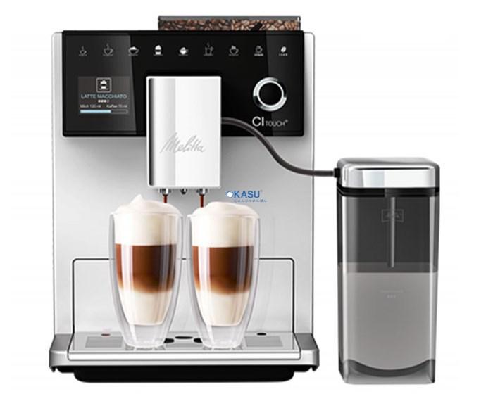 Máy pha cà phê tự động Melitta CI Touch