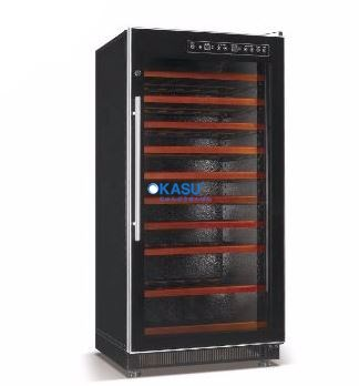 Tủ bảo quản rượu vang OKASU BJ-208C