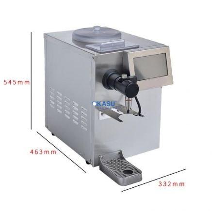 Máy đánh kem chuyên nghiệp OKASU G203