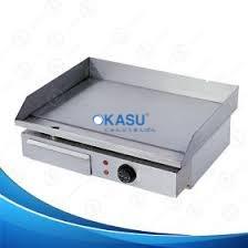 Bếp chiên phẳng dùng điện OKASU KS-GH818