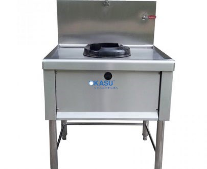 Bếp Á Gar 1 họng OKASU KS-BAHX1