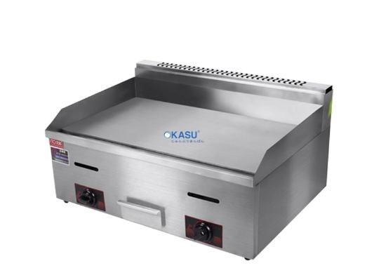 Bếp rán phẳng dùng gas OKASU KS-GH973