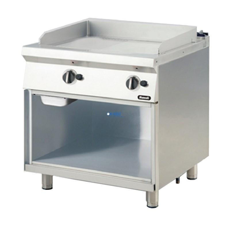 Bếp nướng phẳng + sọc Nayati NGFT 8-75 C MR