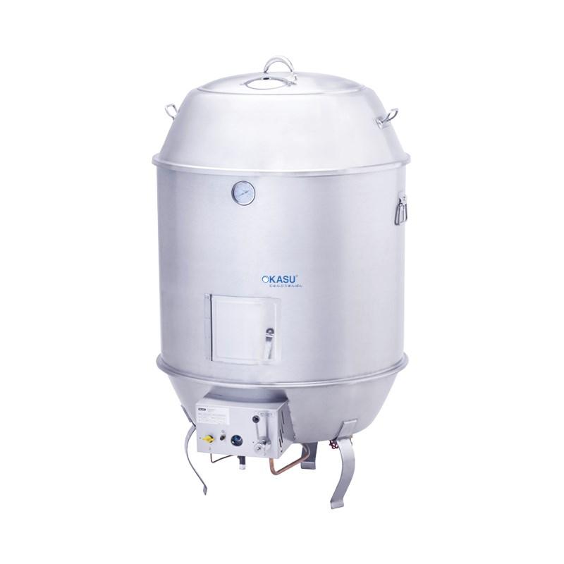 Lò quay vịt dùng gas Nayati NGDR 900