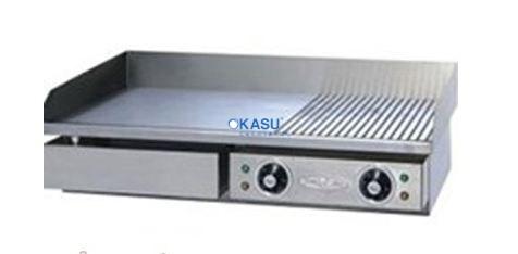 Bếp chiên phẳng nhám dùng điện GH722