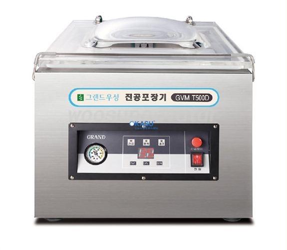 Máy đóng gói chân không Grand Woosung GVM-T500D