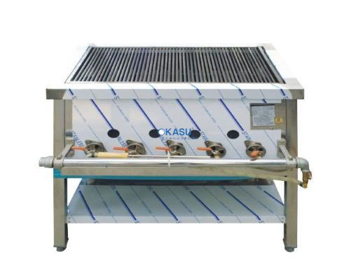 Máy nướng thịt dùng than Grand Woosung 1500