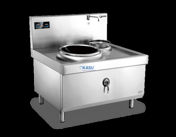 Bếp Á 1 họng OKASU ZC-C5020A-W