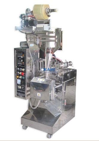 Máy đóng gói trục vít cho bột canh, hạt nêm