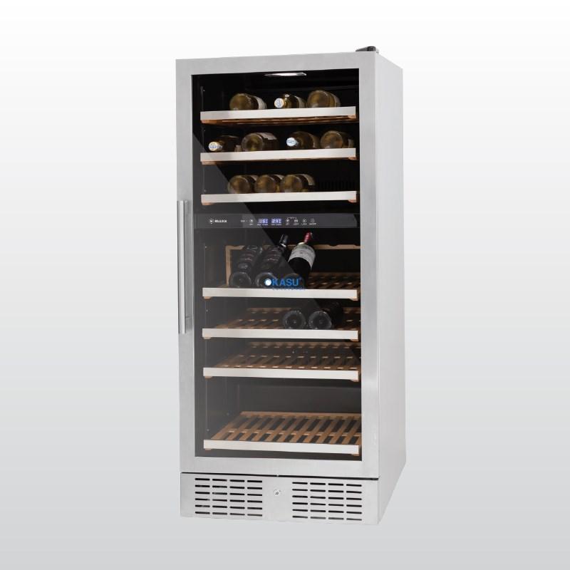 Tủ bảo quản rượu vang đứng độc lập MWC-120DC