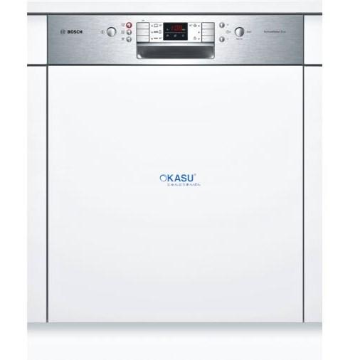 Máy rửa bát âm tủ Bosch SMI58N95EU