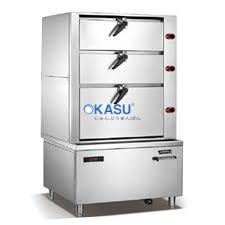 Tủ hấp 3 ngăn điện Kainox EFSC-3D