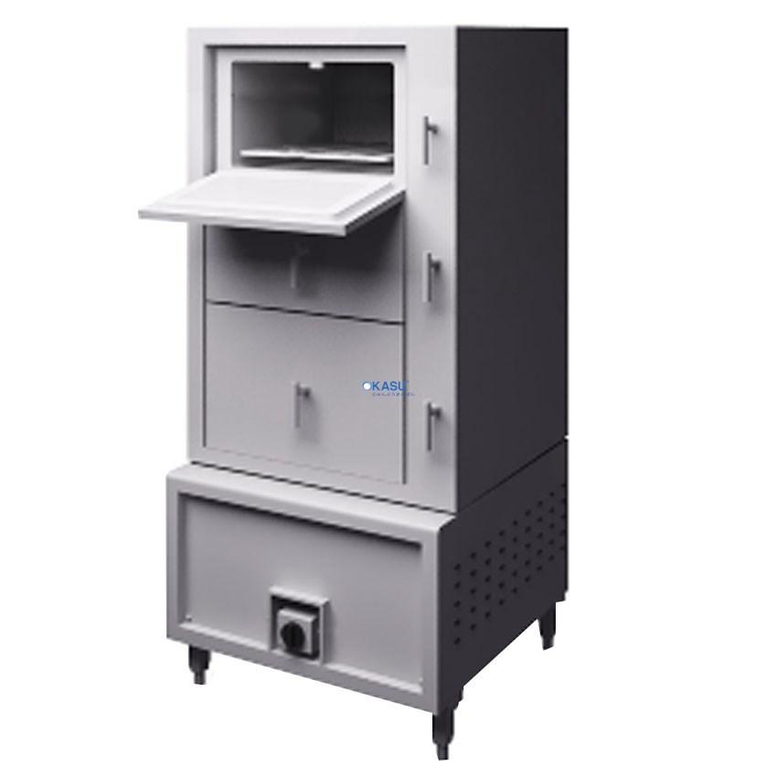 Tủ hấp 3 ngăn dùng Gar Kainox GFSC-3D