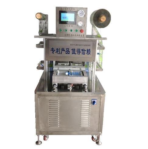 Máy niêm phong khay nhựa thực phẩm YH-FKJ-1