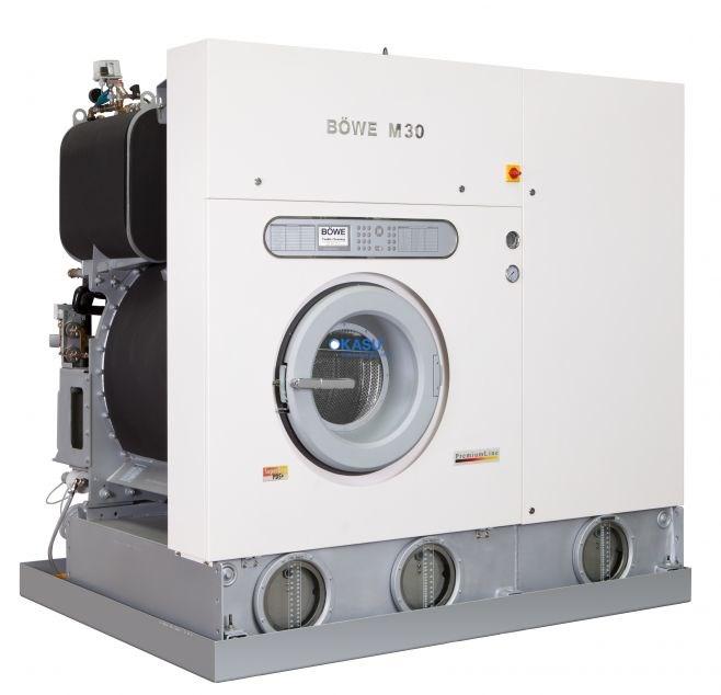 Máy giặt khô công nghiệp Bowe M18