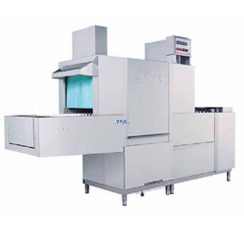Máy rửa bát băng tải mini Prime PMFE-500M(G)