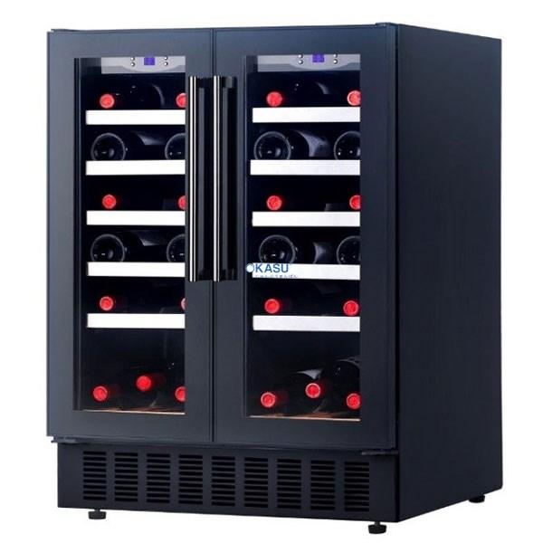 Tủ rượu vang Grubel GWC-DT42TBK