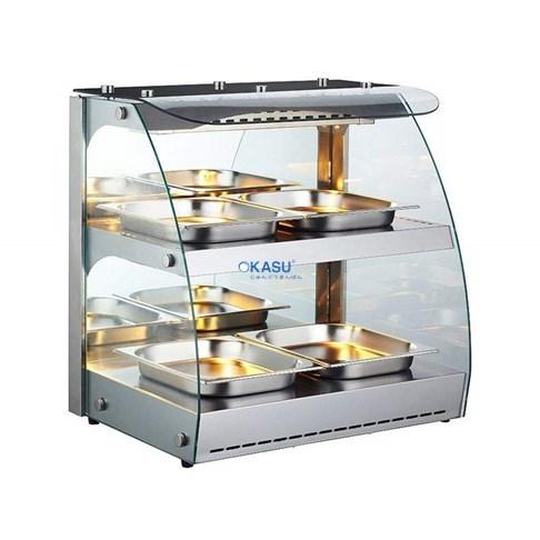 Tủ giữ nóng Okasu RTR-2D