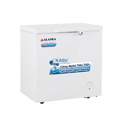 Tủ đông 1 cửa nắp đỡ Alaska BD-400