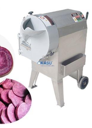 Máy thái rau củ quả đa năng QC-100