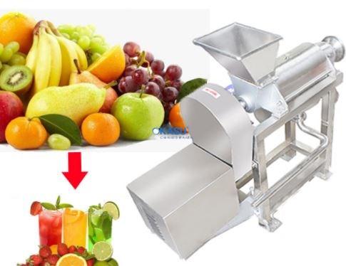 Máy ép trái cây ép đa chức năng tự động ZZ-0.5T