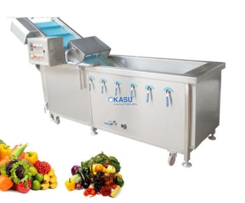 Máy rửa rau củ quả XC-2000