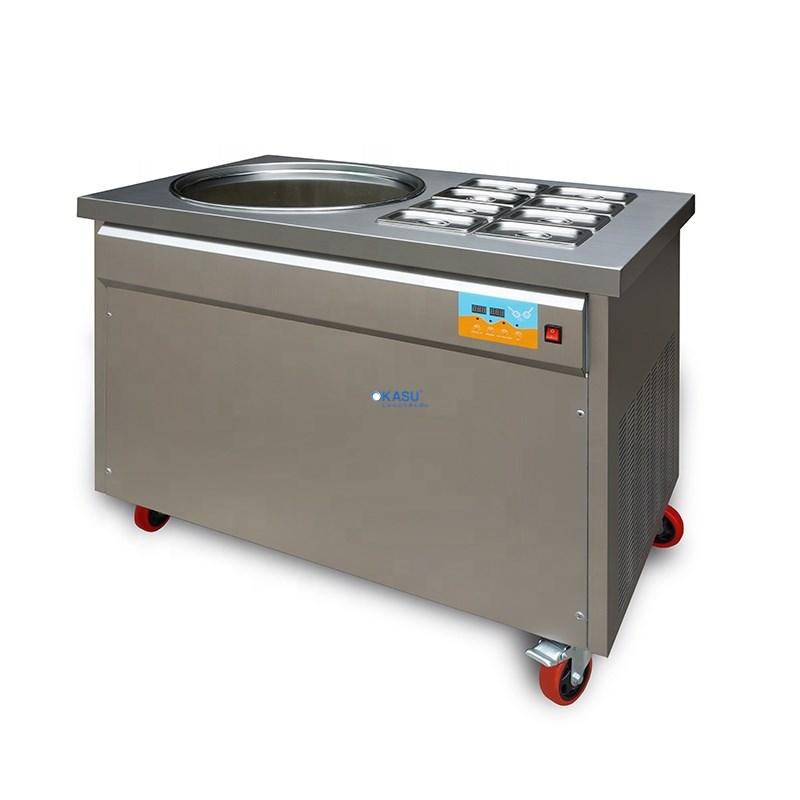 Máy làm kem tự động Okasu XY-FR1-P