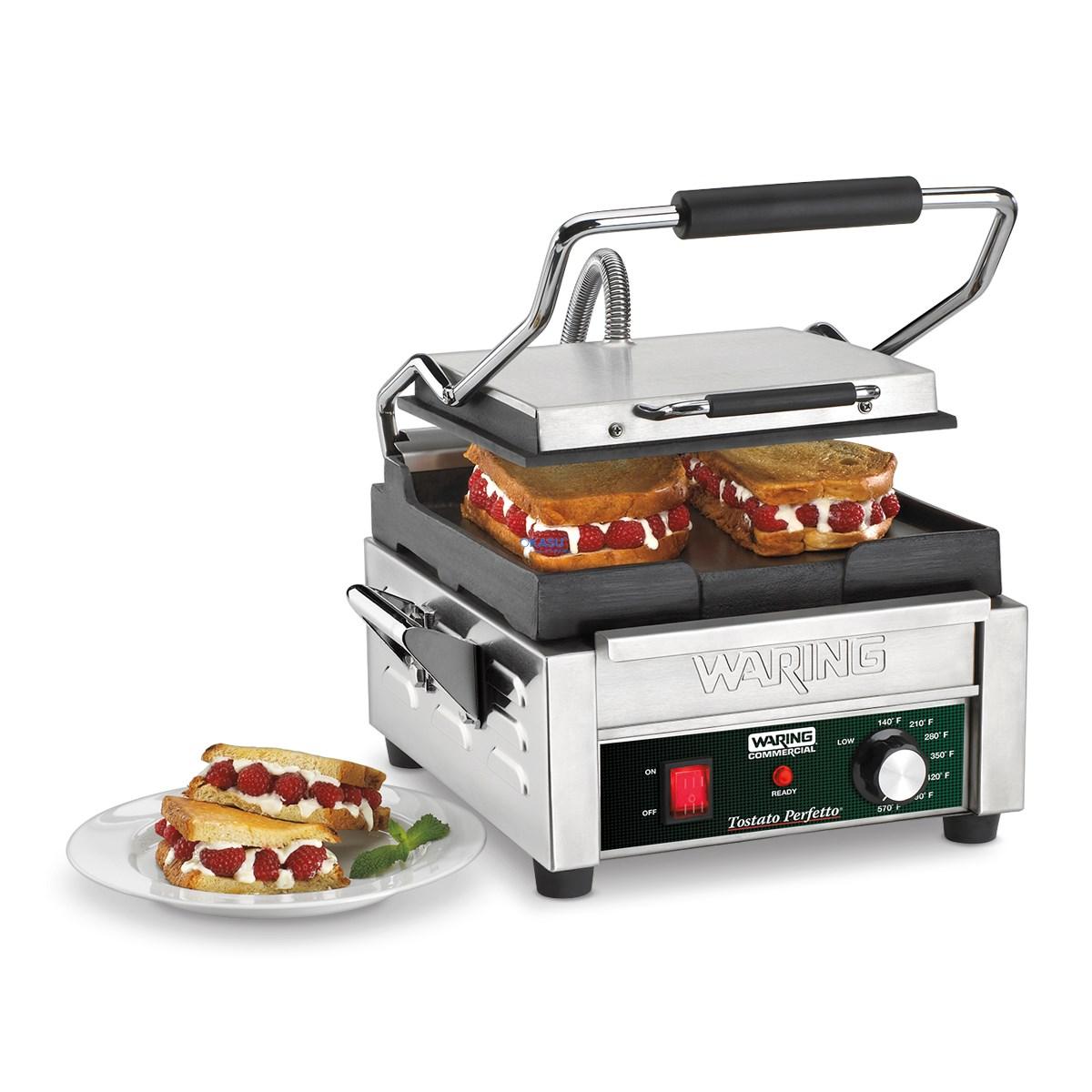 Máy ép nướng bánh Waring WFG150