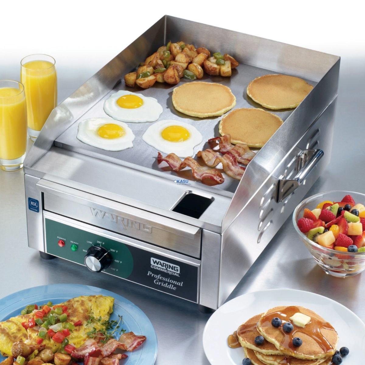 Máy nướng bánh Waring WGR140X