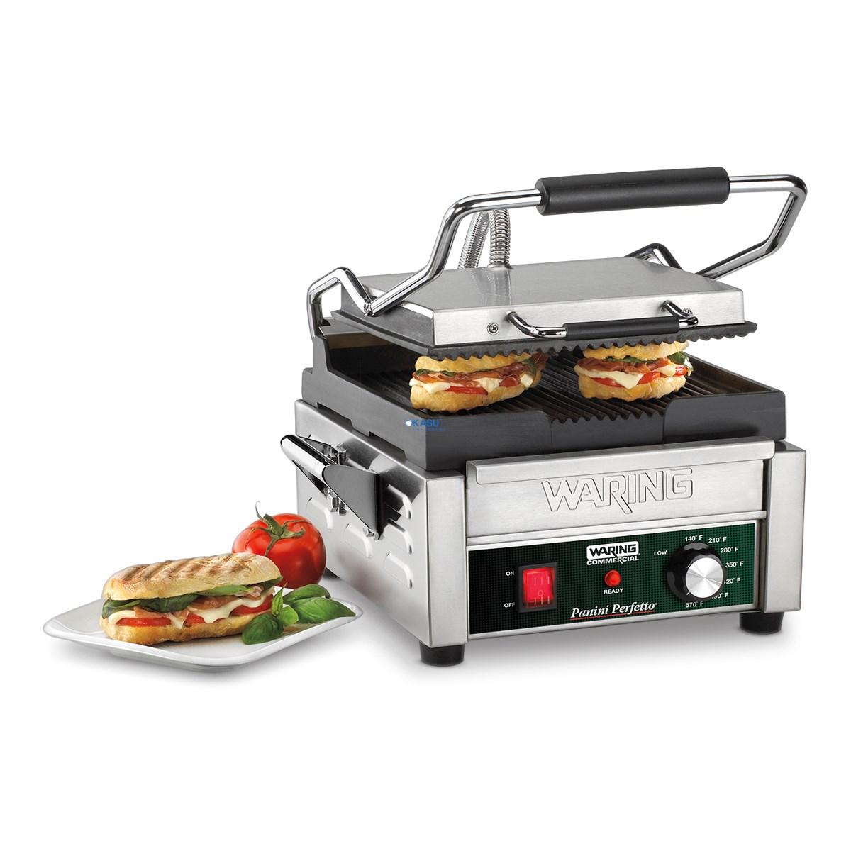 Máy ép nướng bánh Waring WPG150