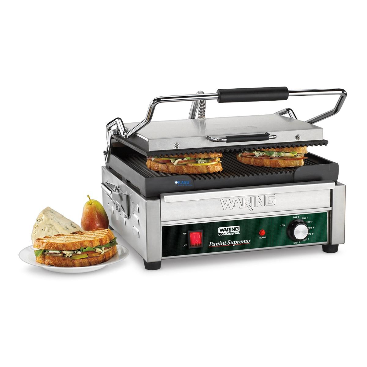Máy ép nướng bánh Waring WPG250
