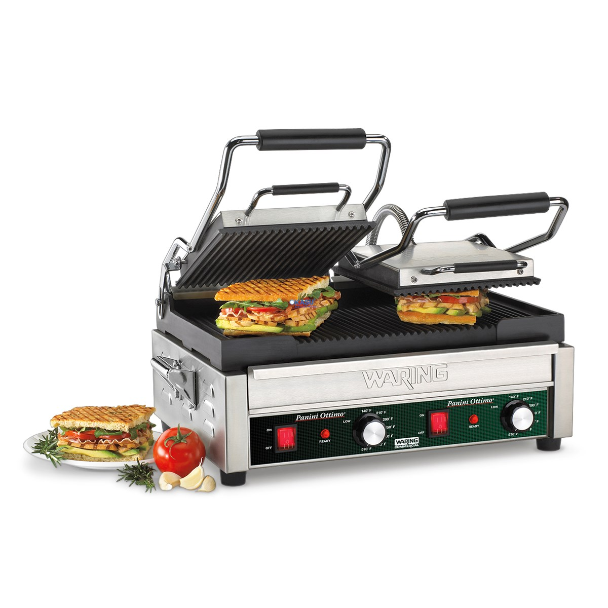 Máy ép nướng bánh Waring WPG300