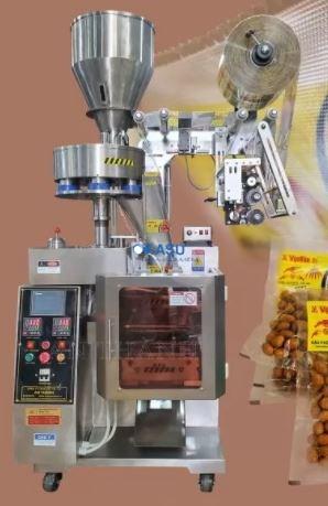 Máy đóng gói đậu phộng túi 4 biên đục lỗ SRP41