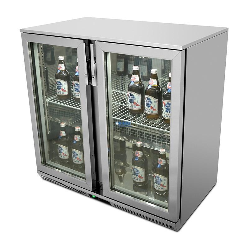 Tủ mát mini bar 2 cánh Kolner cao 900mm