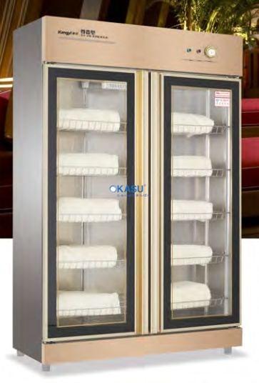 Tủ sấy và khử trùng khăn Kolner YTP968F02