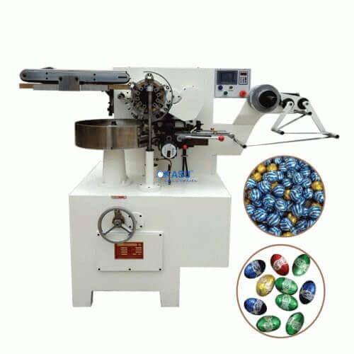 Máy đóng gói socola hình tròn, hình elip SC-2010A