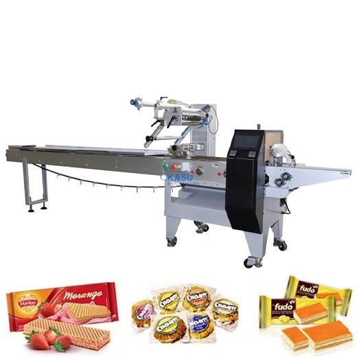 Máy đóng gói bánh quy, bánh gạo SZ-180