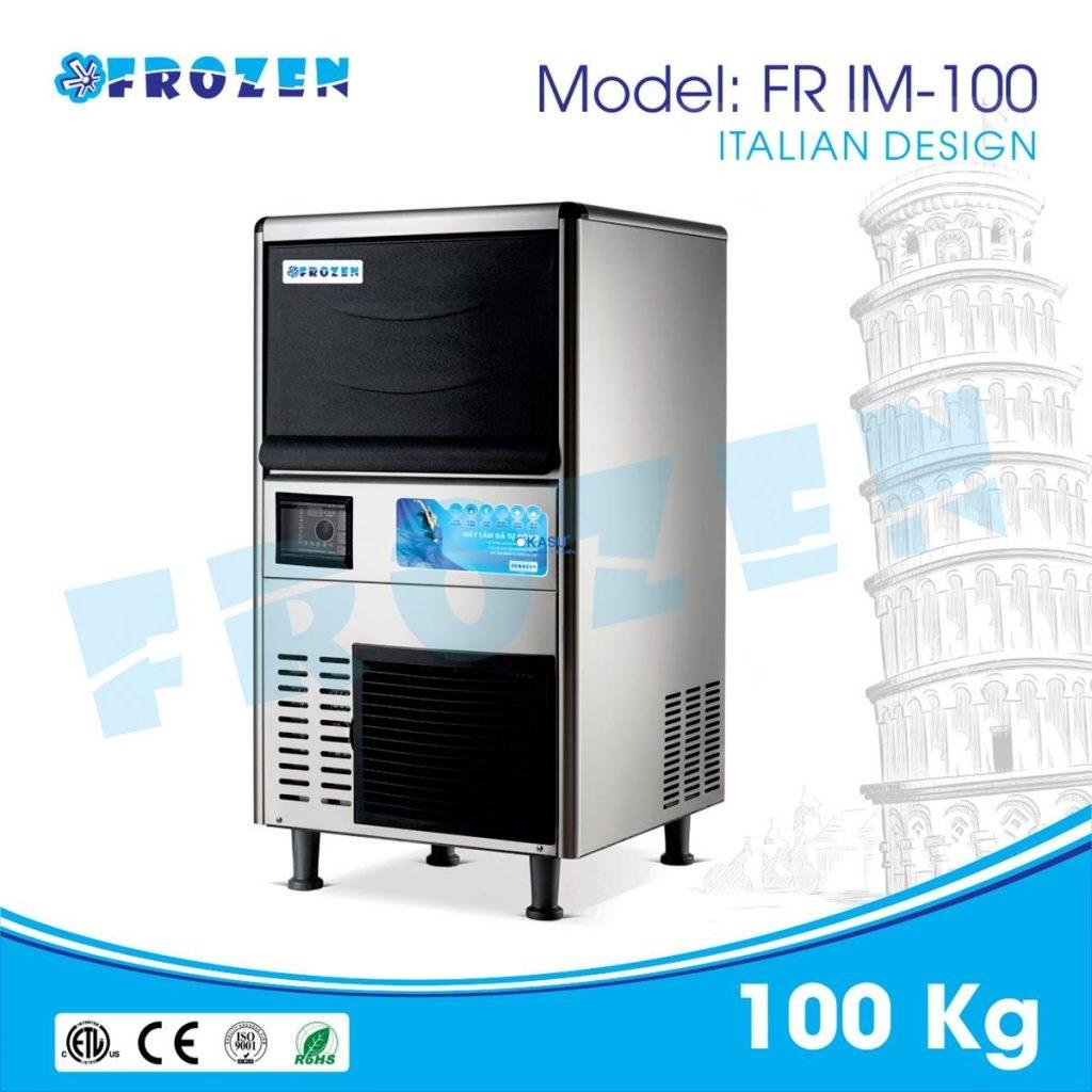 Máy làm đá viên cho quầy bar Frozen FR IM-100B