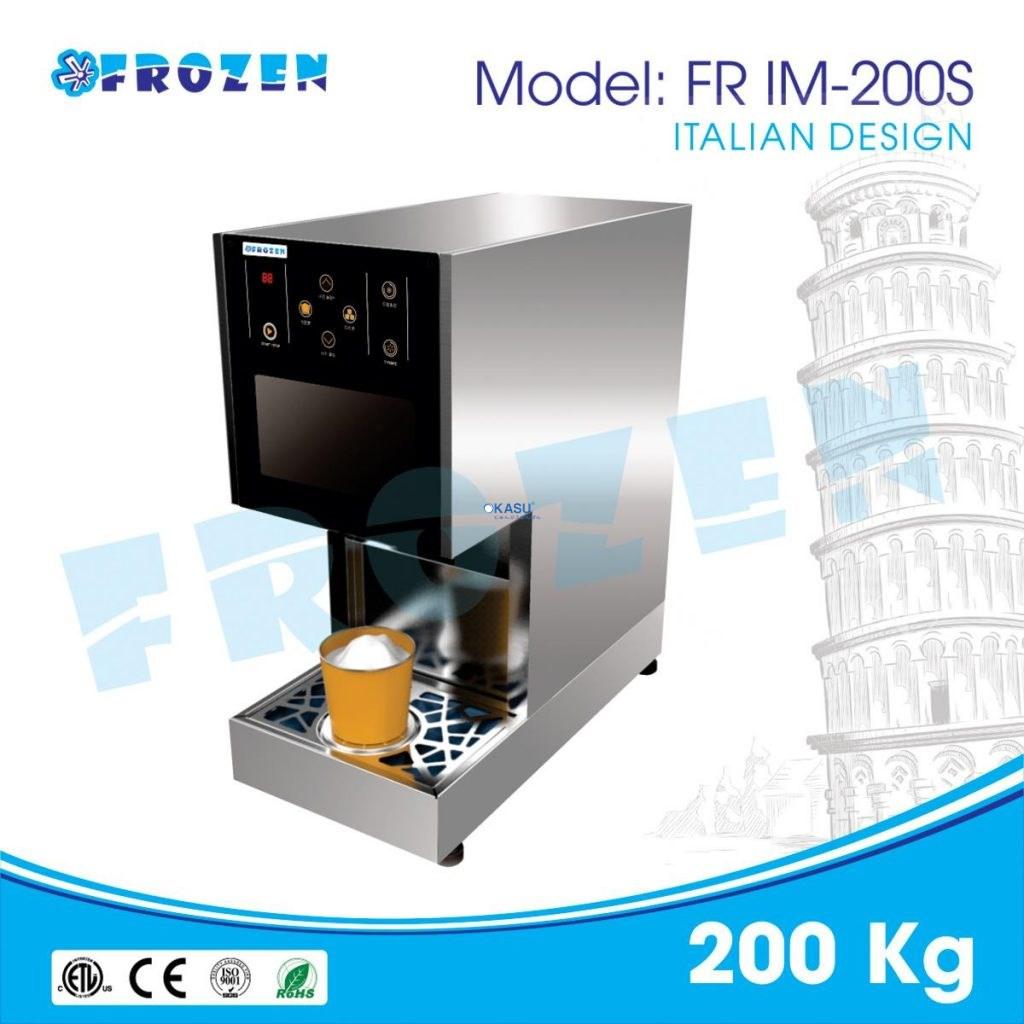 Máy làm đá tuyết Frozen FR IM-200S