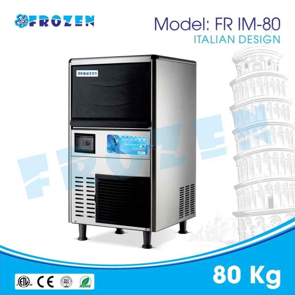 Máy làm đá viên Frozen FR IM-80