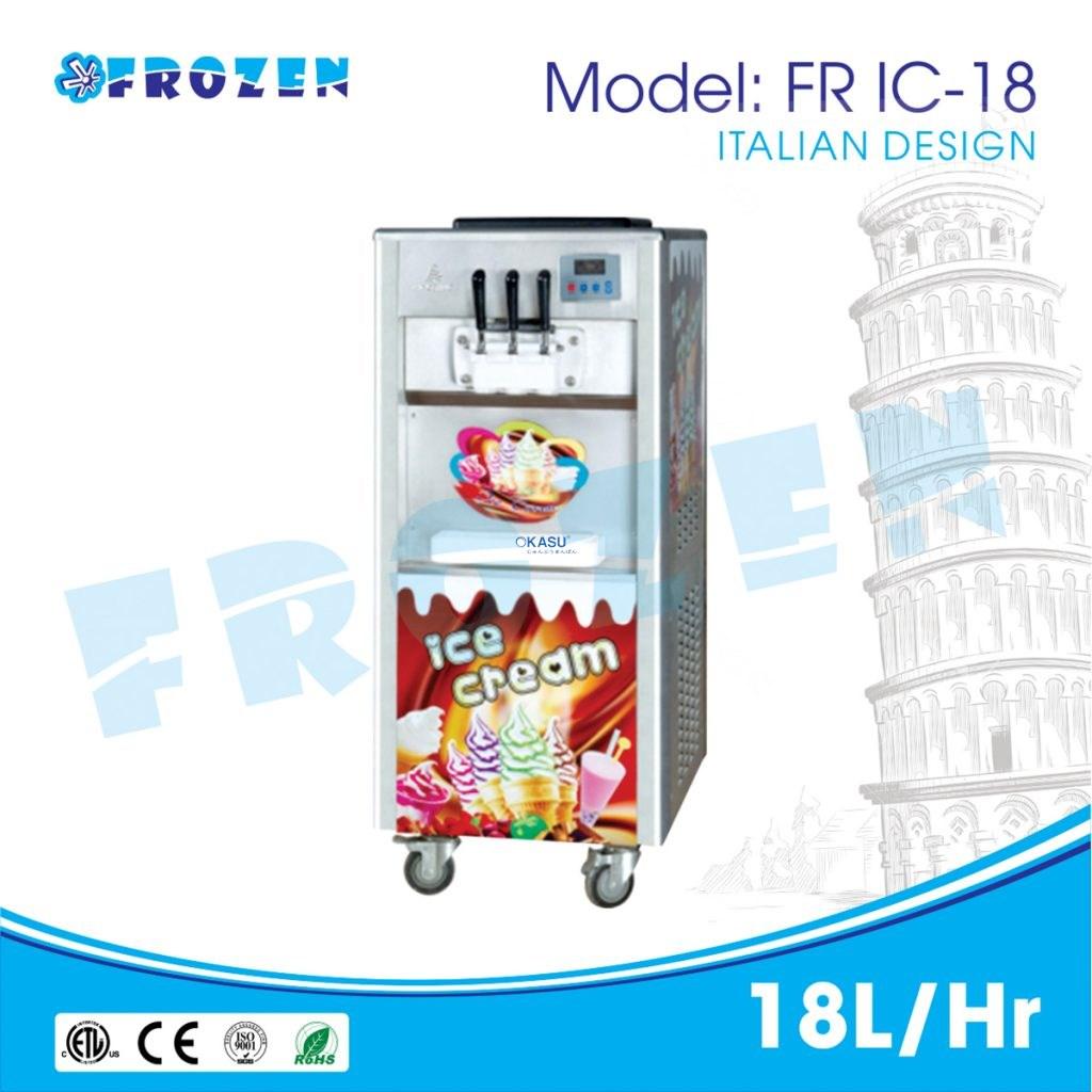 Máy làm kem Frozen FR IC-18