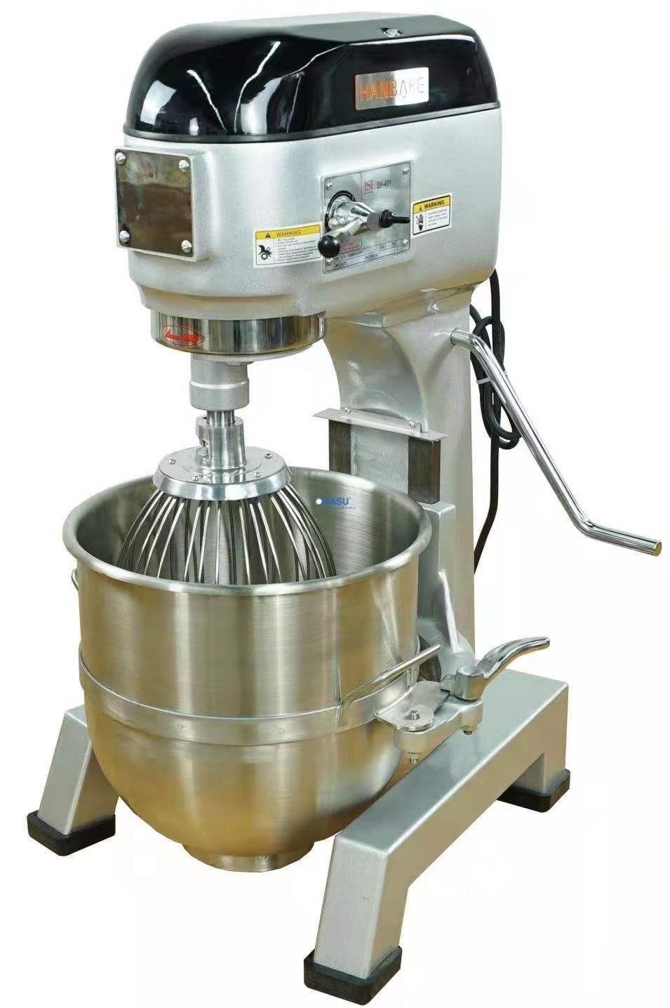 Máy đánh trứng Bresso HKM-601