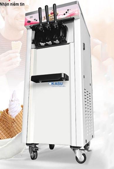 Máy làm kem tươi 3 vòi Donper CKX80